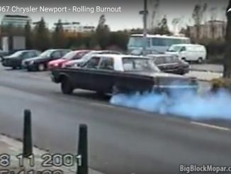 1967 Chrysler Newport - RollingBurnout