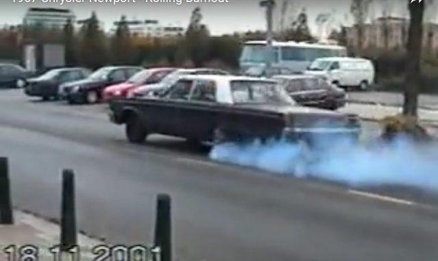 1967 Chrysler Newport - RollingBurnout