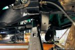 Front suspension rebuild - Lower control arm