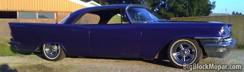 1957 Chrysler Windsor custom