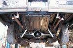 1965 Chrysler 300 convertible - Front Suspension rebuild
