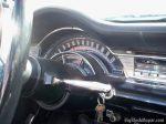 1965 Chrysler 300 convertible dashboard