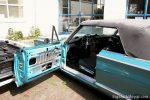 1965 Chrysler 300 convertible - Paintshop