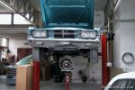 1965 Chrysler 300 convertible - transmission build