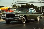 1960 Chrysler NewYorker at the Drachten Dragstrip