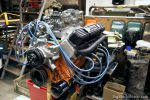 440 Engine Build - Offenhauser dual quad intake, Edelbrock heads, Hooker headers, Moroso 11mm sparkplugcables