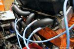 440 Engine Build - Edelbrock heads, sparkplug clearance with headers