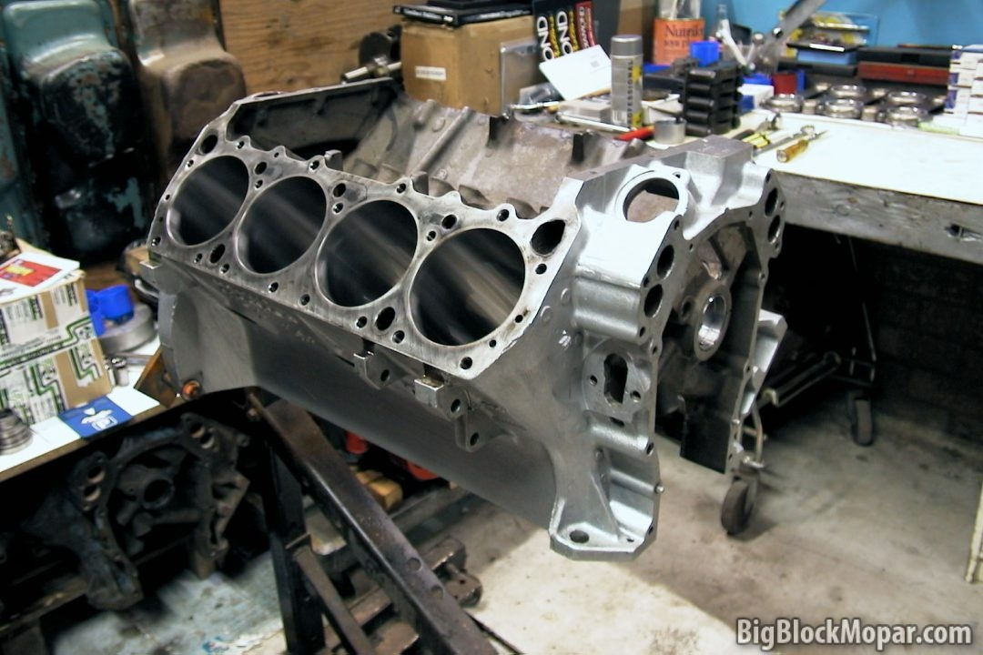 496ci 8/71 Supercharged stroker engine build – BigBlockMopar