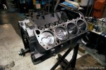 "440ci BigBlockMopar 496"" Supercharged Stroker engine build - Diamond Pistons"