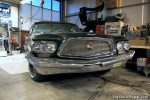 1960 Chrysler NewYorker garage entry