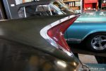 1960 Chrysler NewYorker taillight