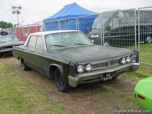 1967 Chrysler Newport dragstrip Drachten
