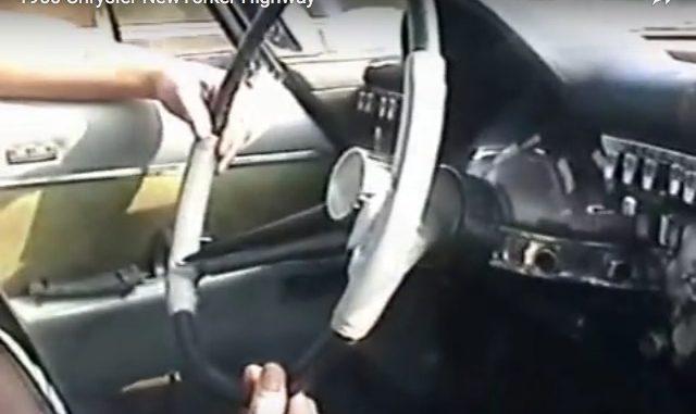 1960 Chrysler Highway Cruising