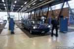 1957 Chrysler Windsor Custom at the RDW (DMV) - Headlight alignment check