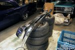 1957 Chrysler - Chrome bumpers