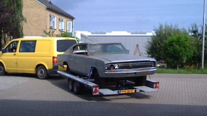 1966 Dodge Charger SOLD