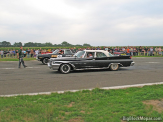 1960 Chrysler NewYorker at the 2010 Mopar Nationals Herten Germany