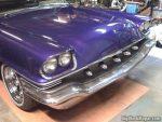 1957 Chrysler Custom bullet grille