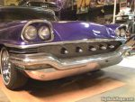 1957 Chrysler Custom bullet grille