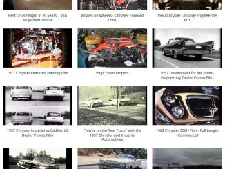 Videos Chrysler 300 and more
