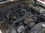 1973 Dodge Dart - Engine bay