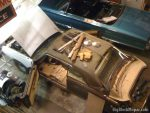1973 Dodge Dart - Rust repair