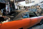 1973 Dodge Dart - New roof vinyl