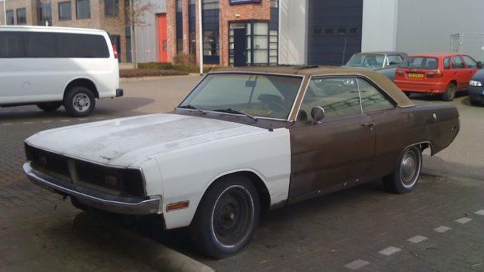 1973 Dodge Dart - First sight as bought