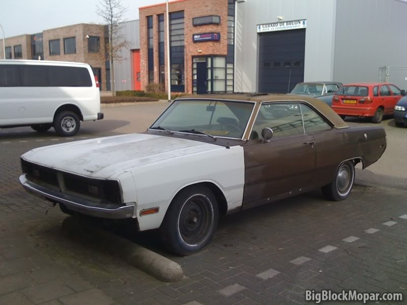 1973 Dodge Dart - First sight as bought