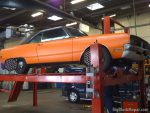 1973 Dodge Dart - wheel alignment