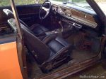 1973 Dodge Dart - Interior BMW seats