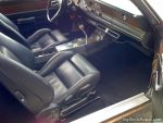 1973 Dodge Dart - Interior console with shifter