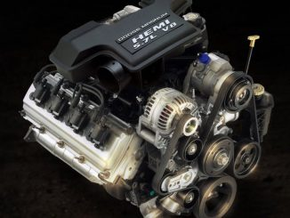 5.7L Hemi engine build