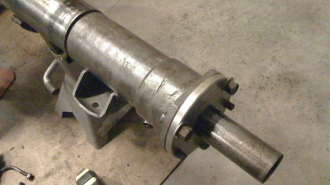 8-3/4 rear axle housing narrowing
