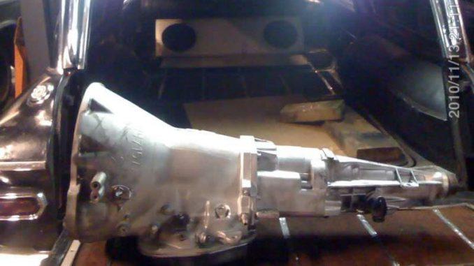 A518 overdrive transmission installation – BigBlockMopar