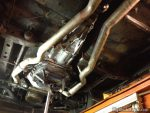 1973 Dodge Dart - A518 / 46RH overdrive transmission installation