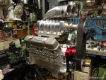 496ci 8/71 Supercharged stroker engine build