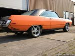 "1973 Dodge Dart - 17"" Wheels upgrade"