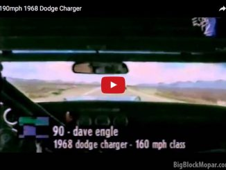 190mph Dodge Charger
