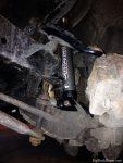 Hotchkis Adjustable Front shock upgrade from KYB