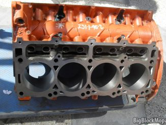 6.1L SRT Hemi engine build
