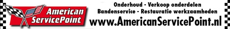 AmericanServicePoint.nl • Parts, Maintainance and Speedshop