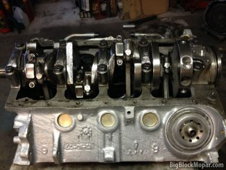 360ci Engine Crankshaft assembly