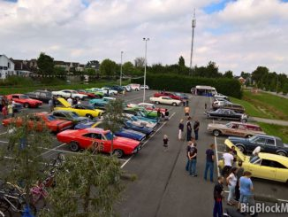 Mopars At La Baraque MoparMeeting