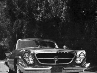 1961 Chrysler 300-G RoadTest