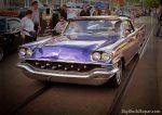 1957 Chrysler Windsor Custom - Cruising at the SNC
