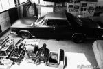 1964 Chrysler NewYorker Salon - Black&White shots