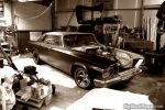 1964 Chrysler NewYorker Salon - sepia