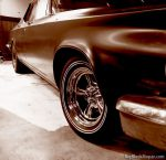 1964 Chrysler NewYorker Salon - Astro Supreme wheels