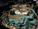 1957 Chrysler Windsor Custom - 354 poly engine Dual quad intake